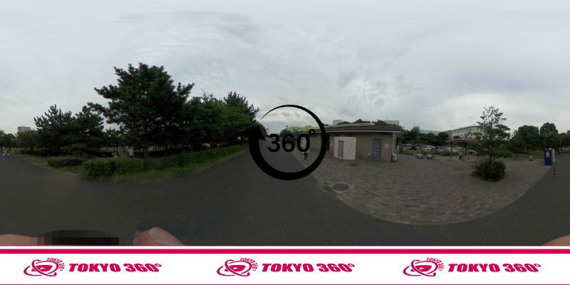 城南島海浜公園-360度写真-CLICKでSTART