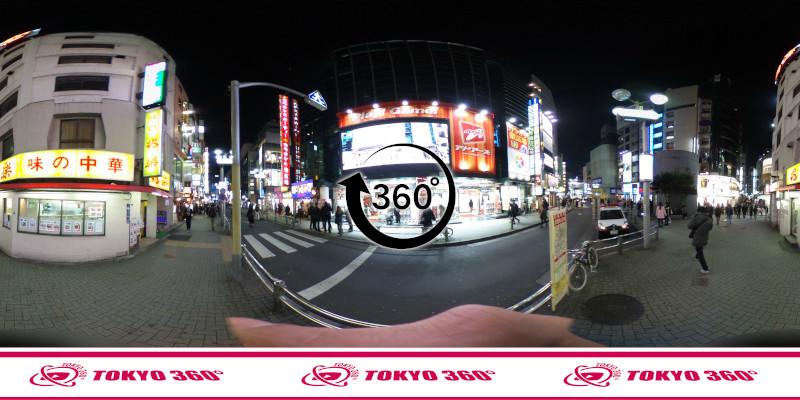 渋谷センター街-360度写真19