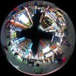 渋谷センター街を360度写真付きでレポート!