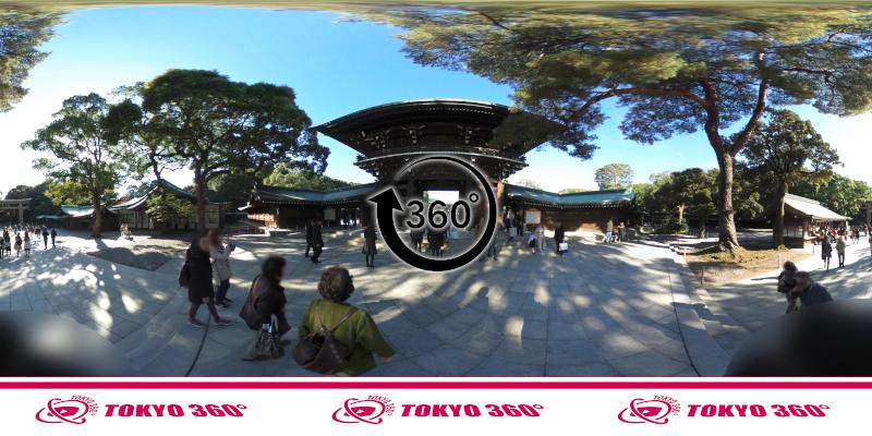 竹下通り-360度写真26