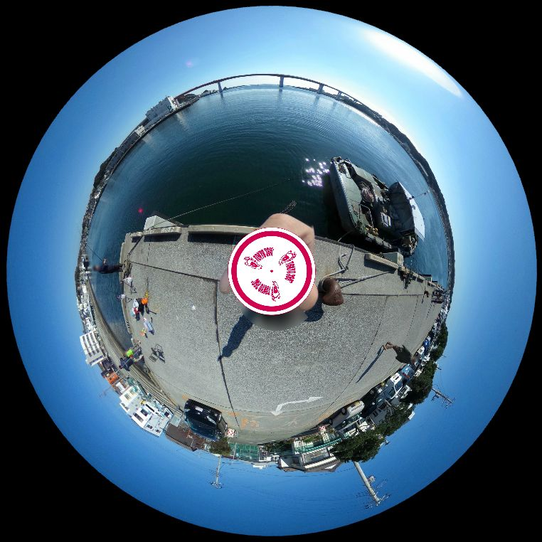三崎港360度カメラ