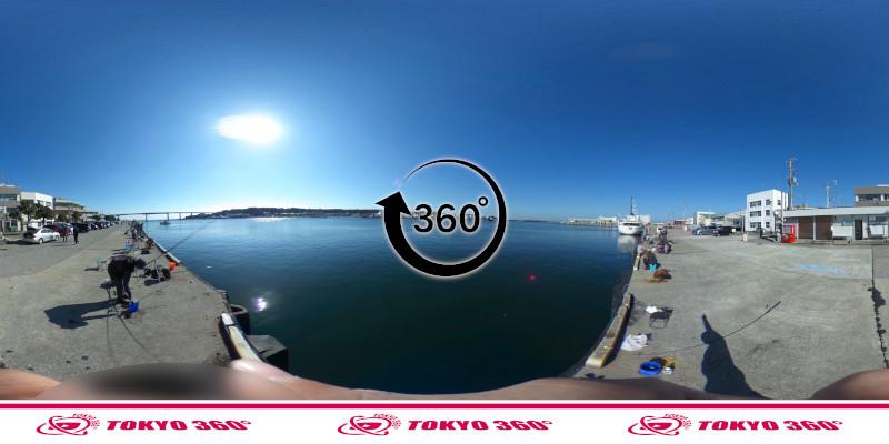 三崎港-360度写真04