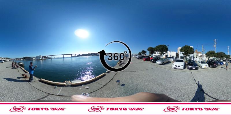 三崎港-360度写真05