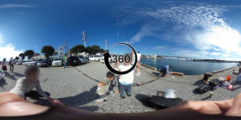 三崎港-360度写真07