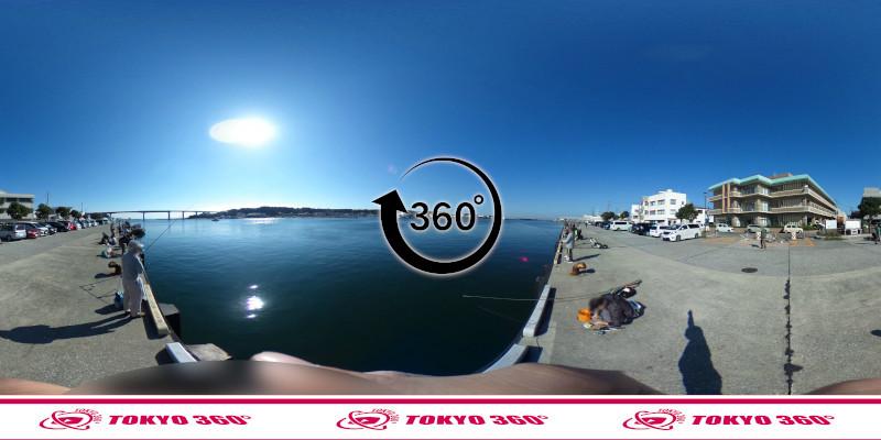 三崎港-360度写真10