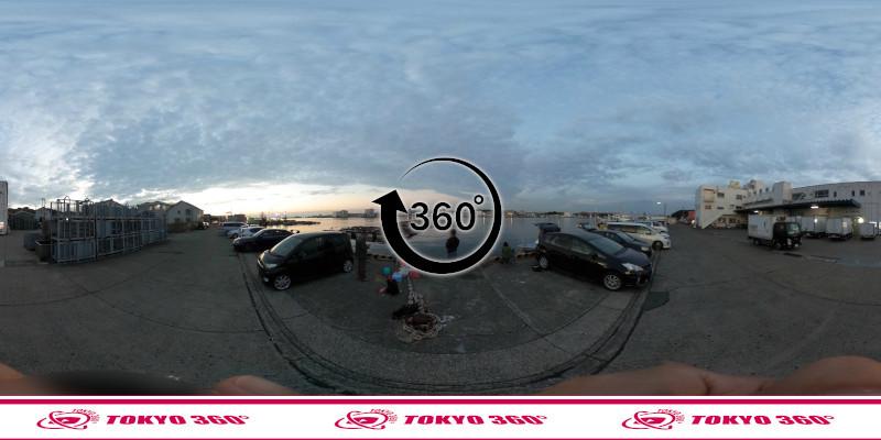 三崎港-360度写真11