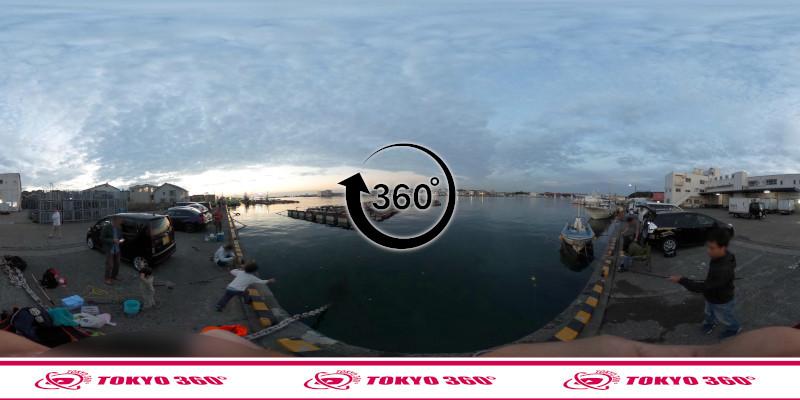 三崎港-360度写真12