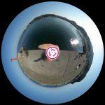 金谷港の釣りスポットを360度写真レポート!子連れ家族の釣果