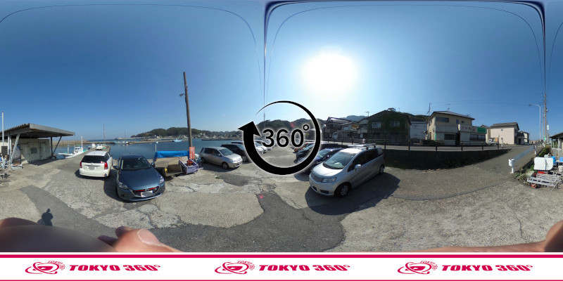 金谷港-360度写真07