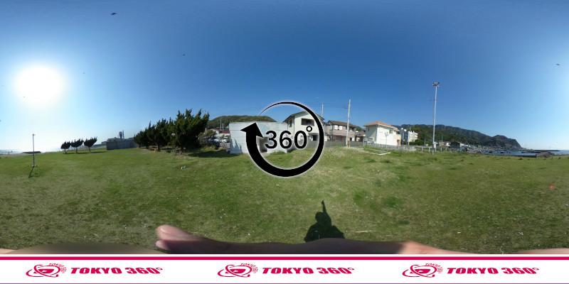 金谷港-360度写真19