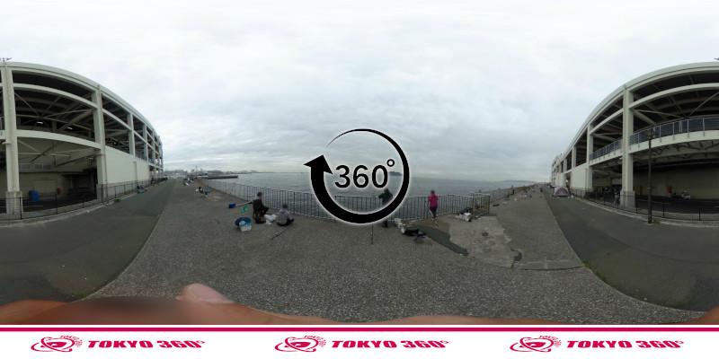 うみかぜ公園-360度写真06