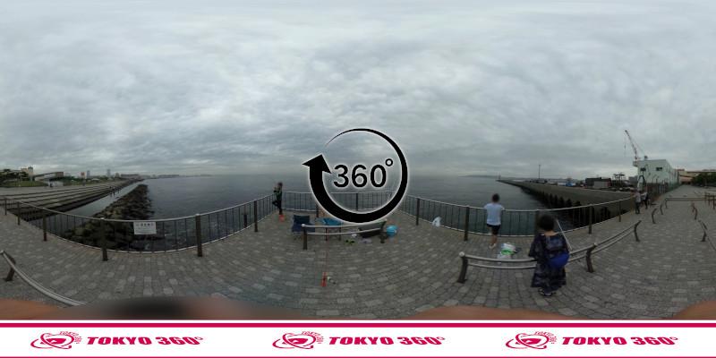 うみかぜ公園-360度写真12