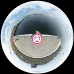 三春町岸壁・大津新堤防の釣り場を360度写真レポート。横須賀市街からも近い穴場スポット