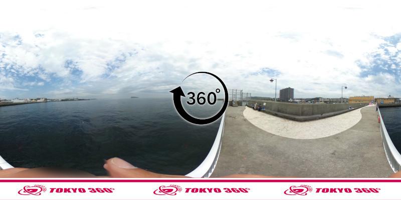 三春町岸壁-360度写真04