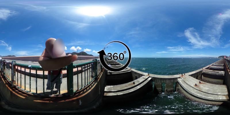 葉山港-360度写真05