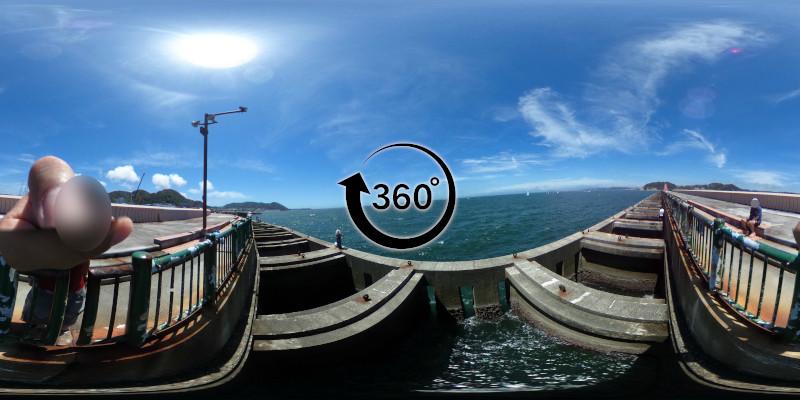 葉山港-360度写真08