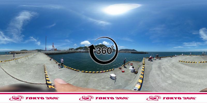 葉山港-360度写真14