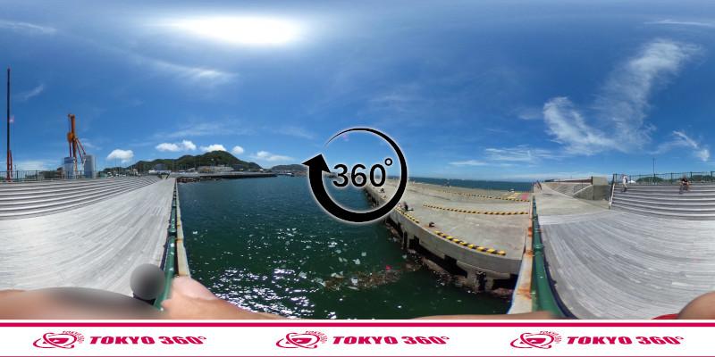 葉山港-360度写真16