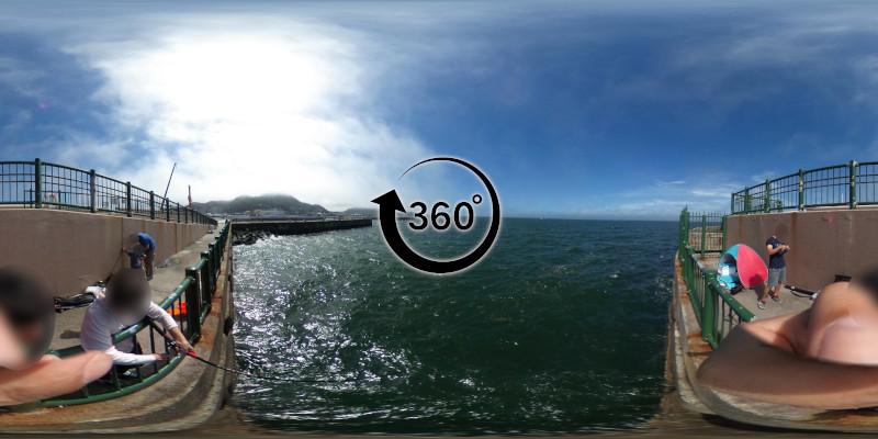 葉山港-360度写真18
