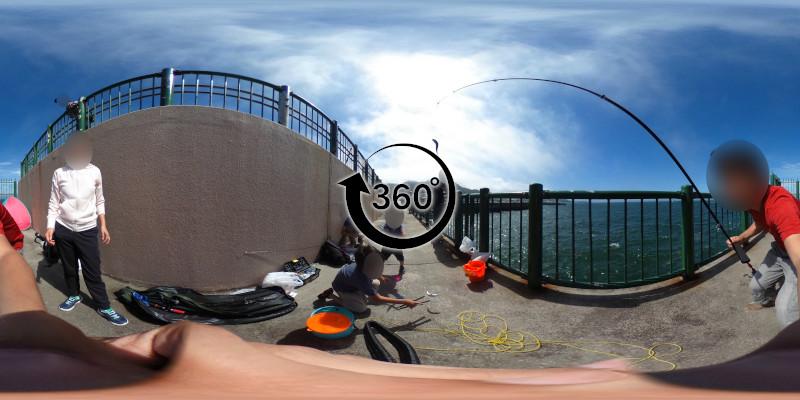葉山港-360度写真19