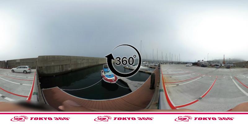 葉山港-360度写真21