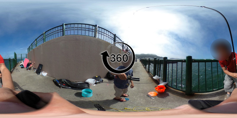 葉山港-360度写真23