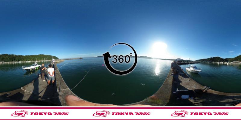 富浦新港-360度写真08