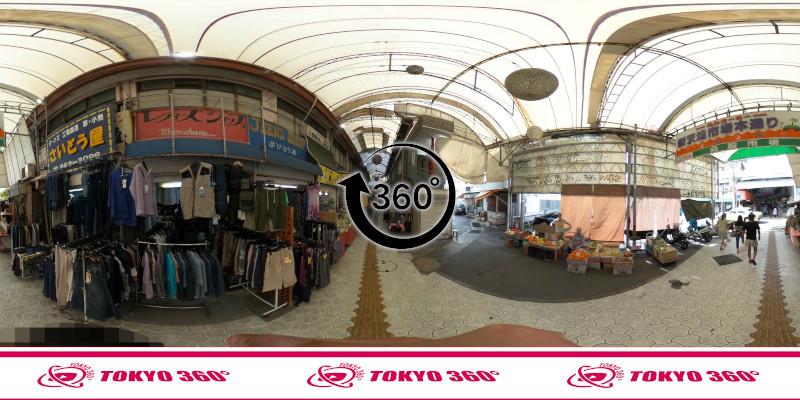 平和通り-360度写真12
