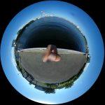杉田臨海緑地は釣りの穴場スポット!360度写真レポート