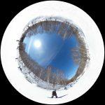 水上高原スキーリゾートのゲレンデを360度写真レポート!