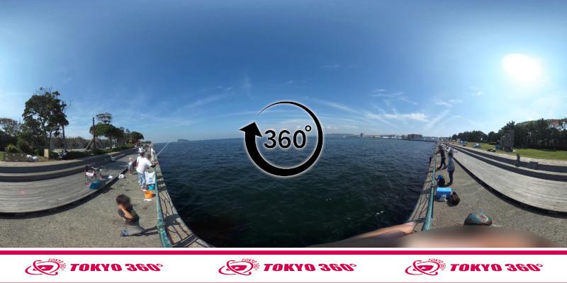 海辺つり公園-360度写真03