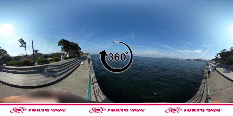 海辺つり公園-360度写真04