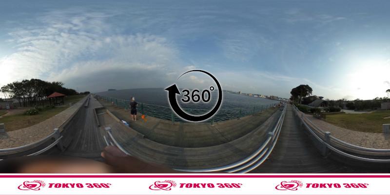海辺つり公園-360度写真10