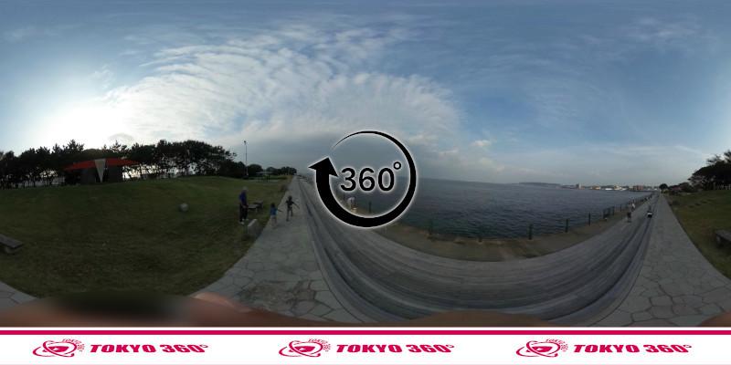 海辺つり公園-360度写真12