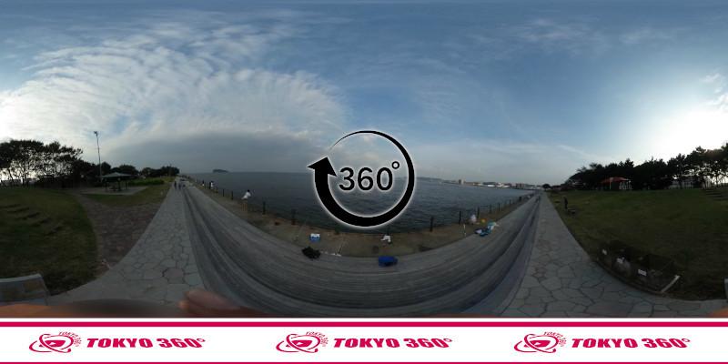 海辺つり公園-360度写真13