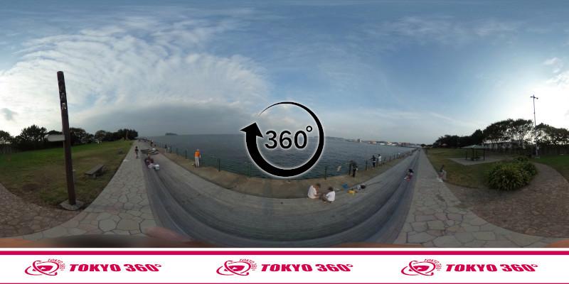 海辺つり公園-360度写真14
