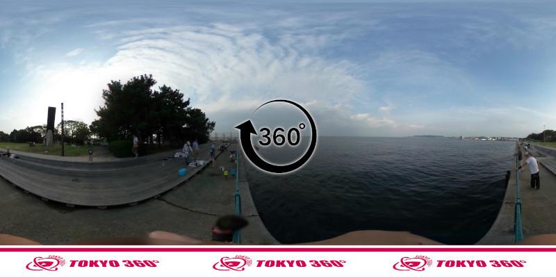 海辺つり公園-360度写真17