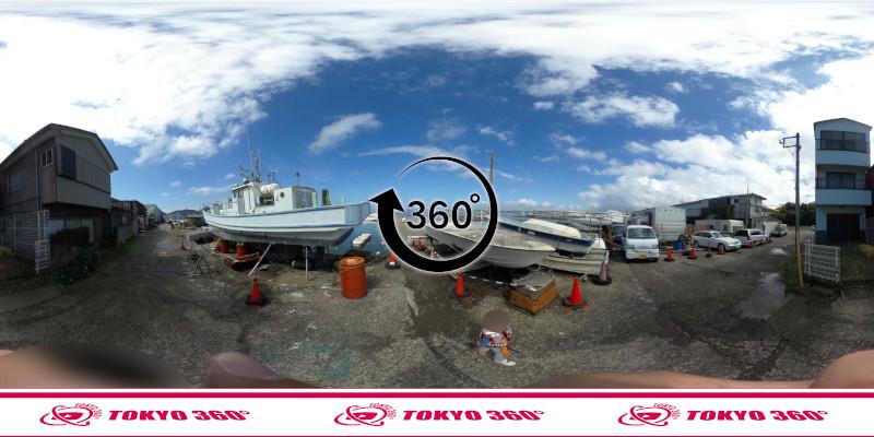 築港堤防_360度写真05