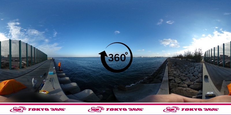 三重城港_360度写真03-CLICKでSTART