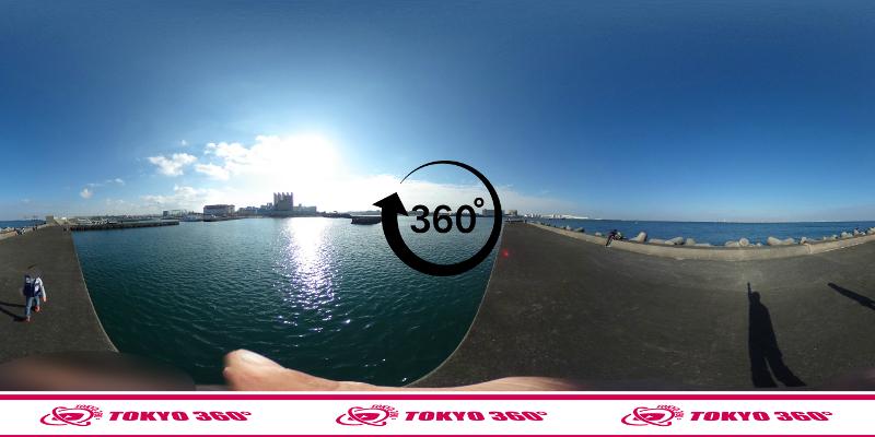 三重城港_360度写真10-CLICKでSTART