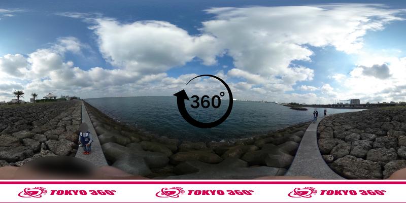 三重城港_360度写真13-CLICKでSTART
