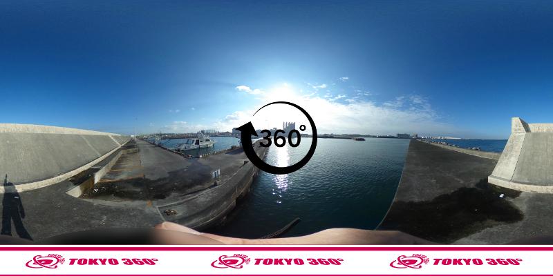 三重城港_360度写真14-CLICKでSTART
