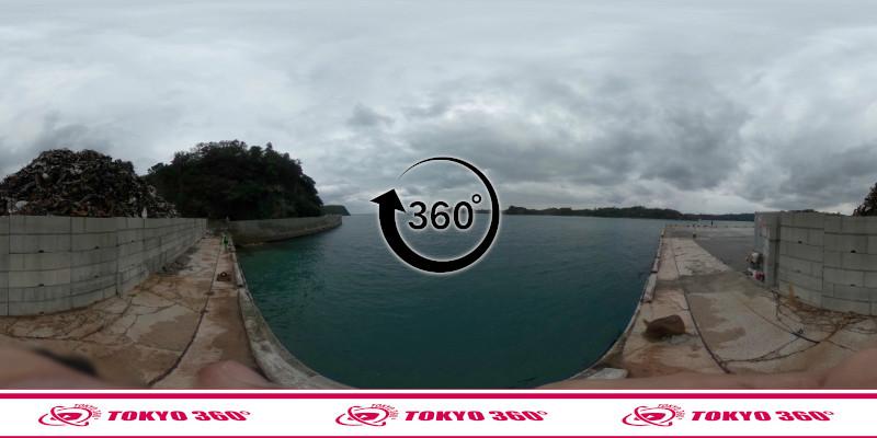 運天港-360度写真03