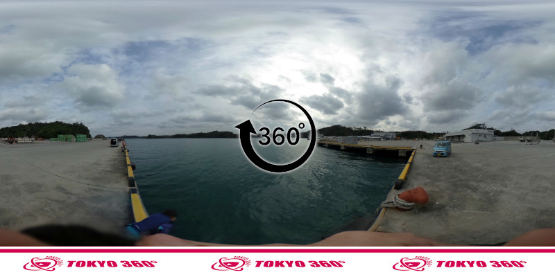 運天港-360度写真