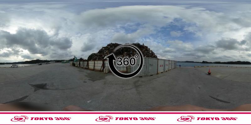 運天港-360度写真12