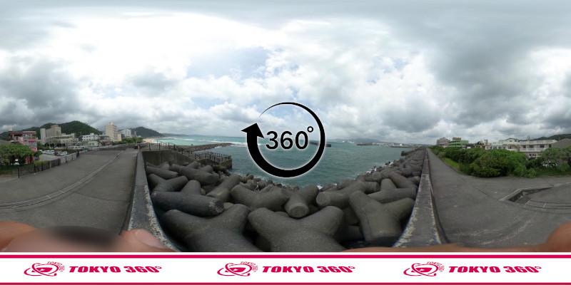 東江テラス_360度写真04