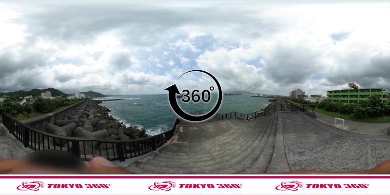 東江テラス_360度写真