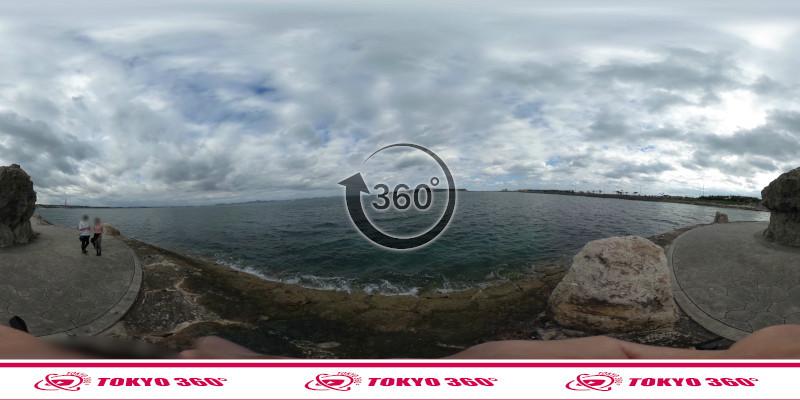 海中道路-360度写真06