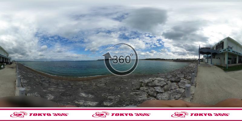 海中道路-360度写真12