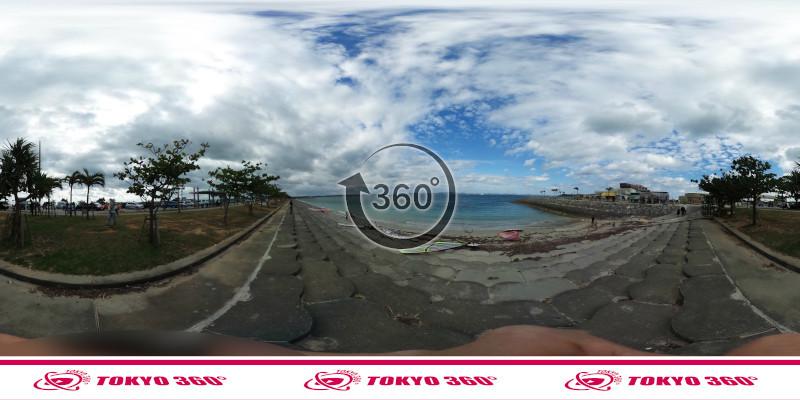 海中道路-360度写真13